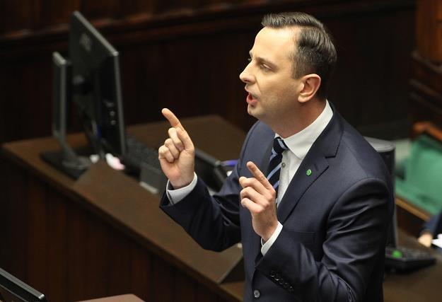 Władysław Kosiniak-Kamysz, szef PSL. Fot. Stefan Maszewski /Reporter
