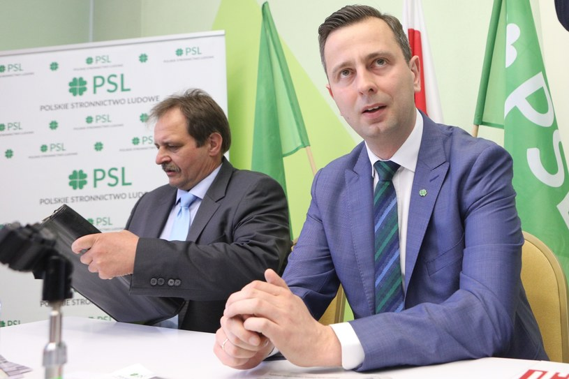 Władysław Kosiniak-Kamysz, szef PSL /Fot Tomasz Jastrzebowski /Reporter