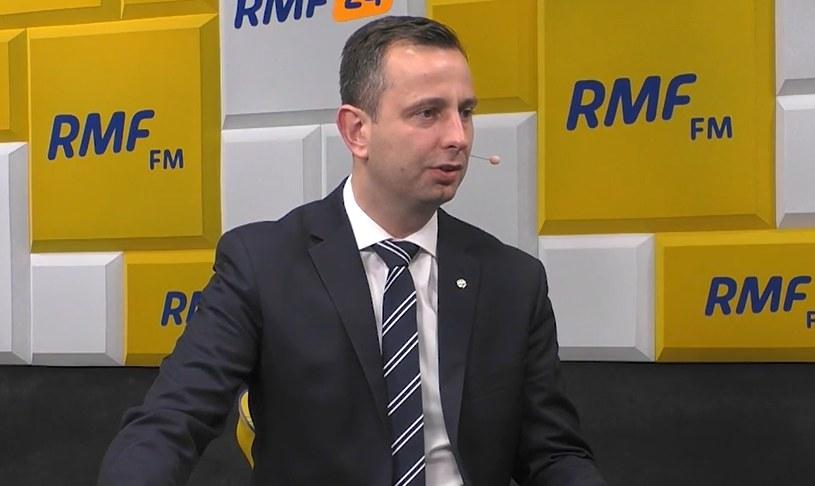 Władysław Kosiniak-Kamysz w RMF FM /RMF