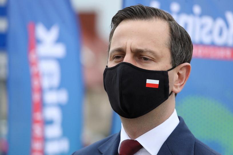 Władysław Kosiniak-Kamysz: Wezmę udział w wyborach; nie chcę, żeby Andrzej Duda przez kolejne lata narażał Polskę / Tomasz Gzell    /PAP