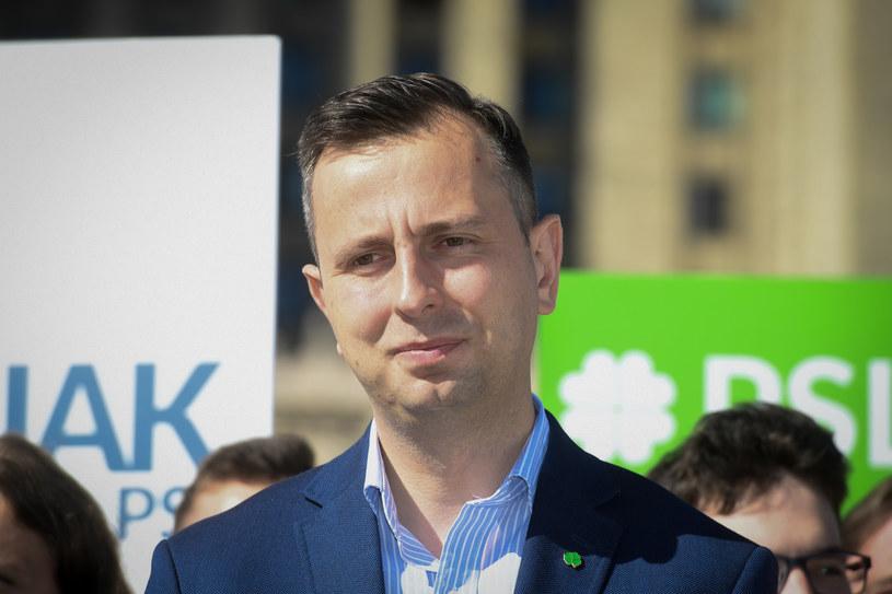 Władysław Kosiniak-Kamysz wzywa liderów komitetów wyborczych do debaty /Jacek Domiński /Reporter