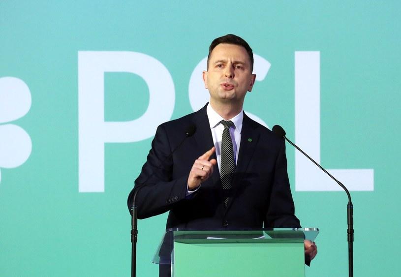 Władysław Kosiniak-Kamysz /Mariusz Grzelak /Reporter