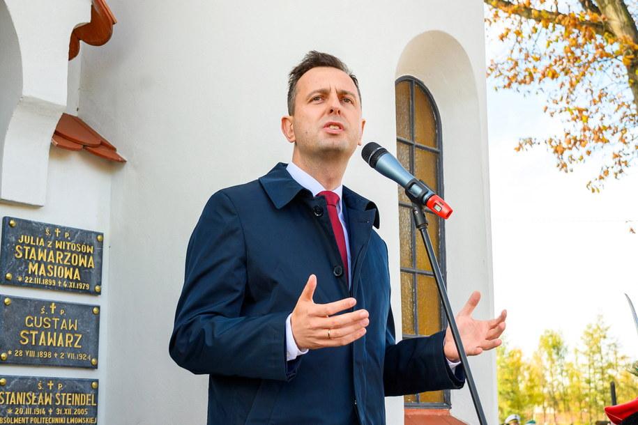 Władysław Kosiniak-Kamysz /Paweł Topolski /PAP