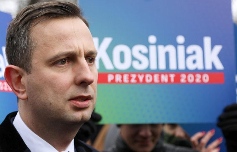 Władysław Kosiniak-Kamysz /Jan Graczynski/East News /East News