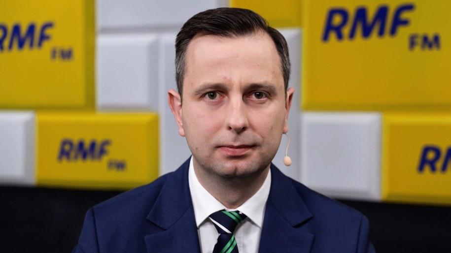 Władysław Kosiniak-Kamysz /Michał Dukaczewski /arch. RMF