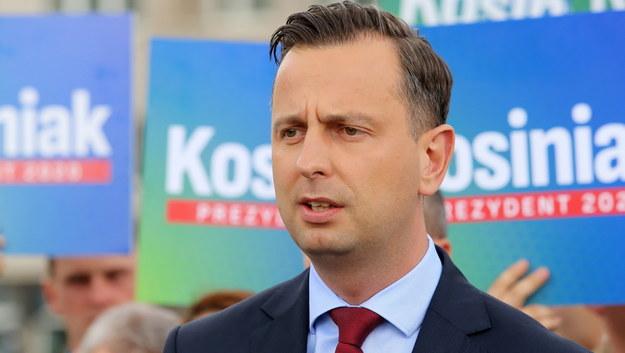Władysław Kosiniak-Kamysz /Waldemar Deska /PAP