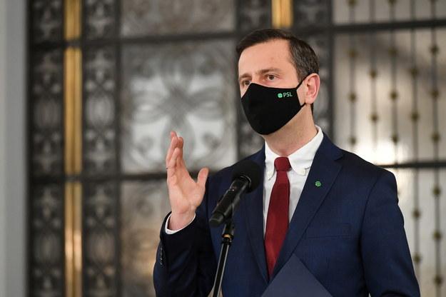 Władysław Kosiniak-Kamysz /Piotr Nowak /PAP/EPA