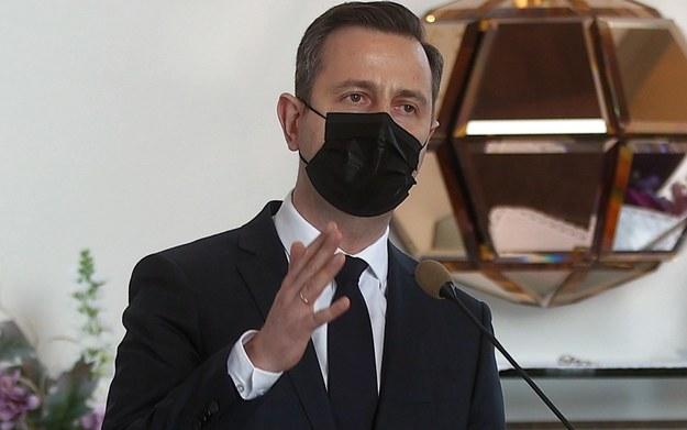 Władysław Kosiniak-Kamysz //Łukasz Gągulski /PAP