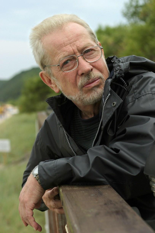 Władysław Kowalski na Festiwalu Gwiazd w Miedzyzdrojach (2013) /Paweł Stępniewski /Agencja FORUM