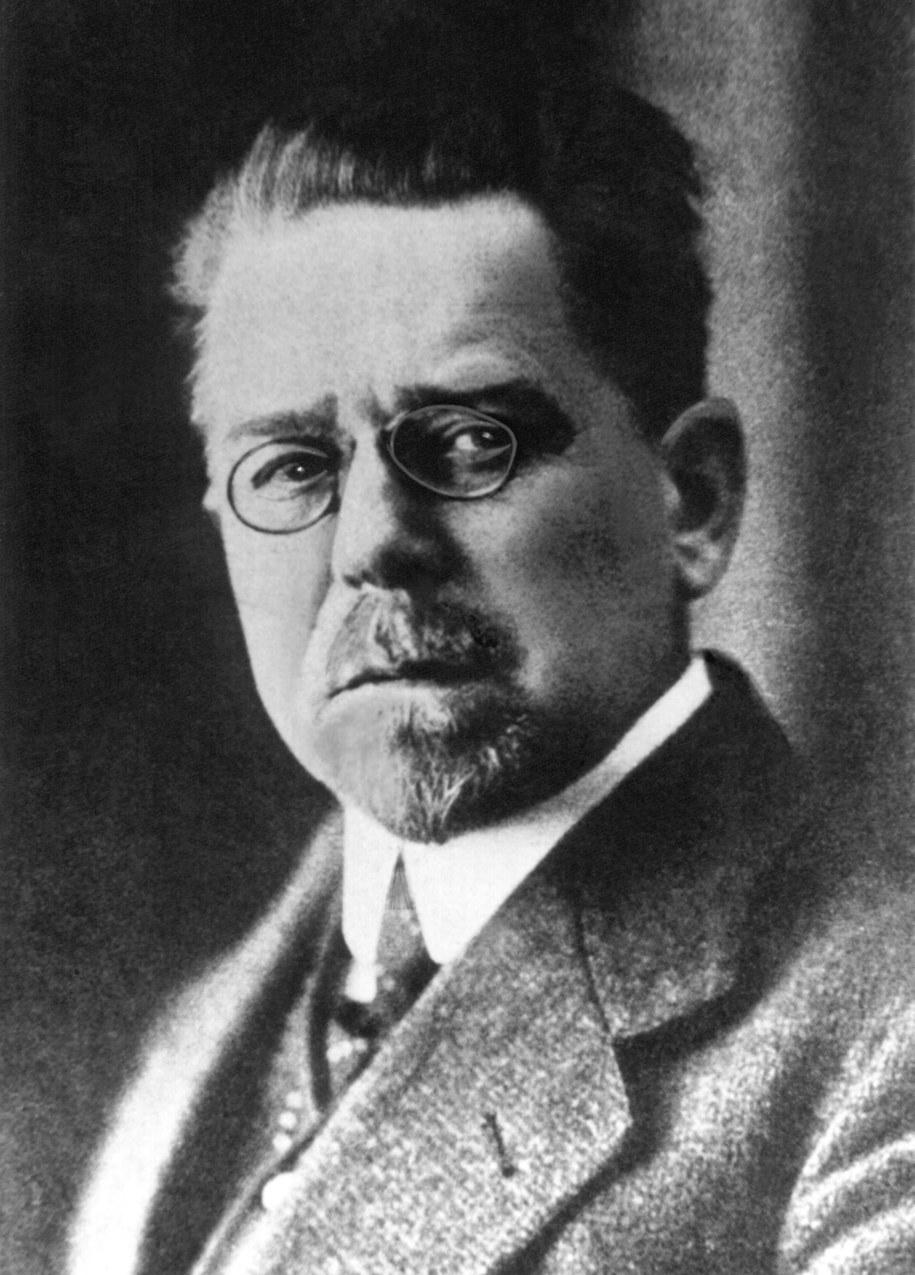 Władysław Reymont /Röhnert /PAP/EPA