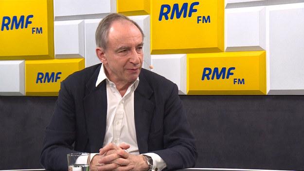 Władysław Teofil Bartoszewski /Archiwum RMF FM