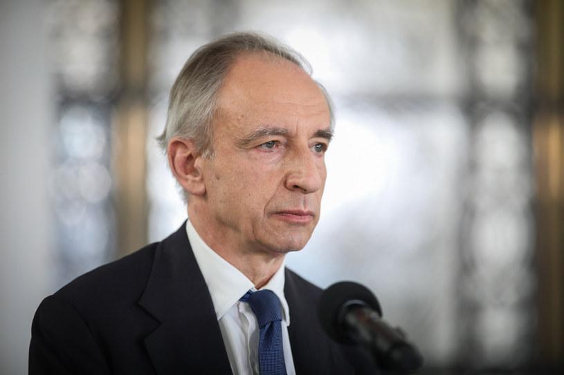 Władysław Teofil Bartoszewski /fot. Andrzej Iwanczuk/REPORTER /Reporter