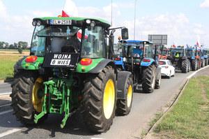 Władysławowo: AgroUnia zablokuje drogę na Hel. Policja ostrzega podróżnych