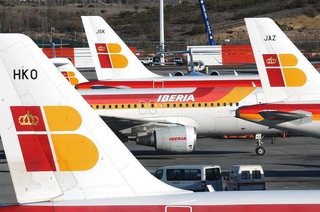 Władze Iberii chcą zwolnić 3800 pracowników /AFP