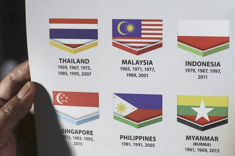 Władze Indonezji żądają wycofania albumu z niewłaściwą flagą /PAP/EPA