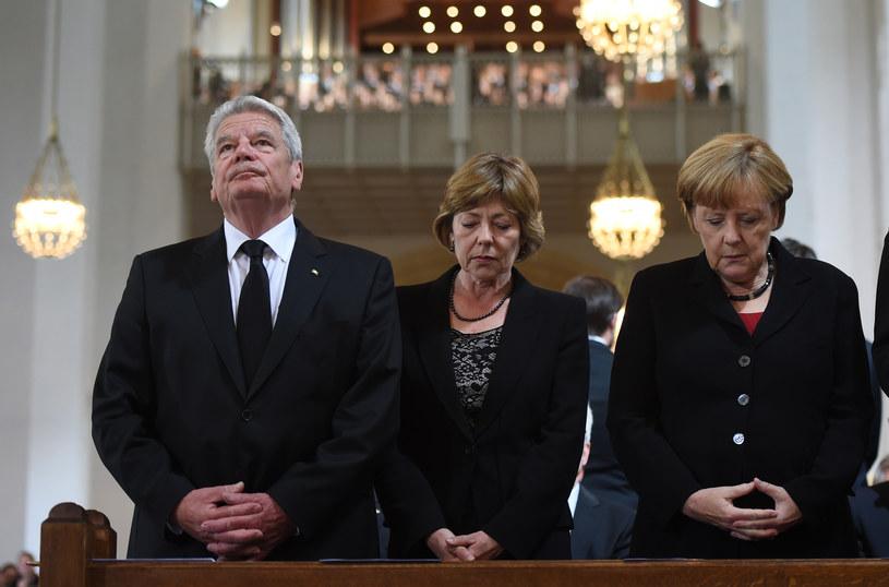 Władze Niemiec oddały hołd ofiarom masakry w Monachium /AFP