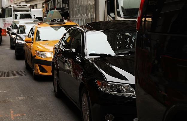 Władze Nowego Jorku wprowadziły restrykcje wobec Ubera (zdj. ilustracyjne) /AFP