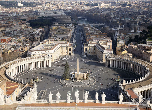Władze przyznają, że istnieje ryzyko, że Watykan może stać się celem dżihadystów /123RF/PICSEL