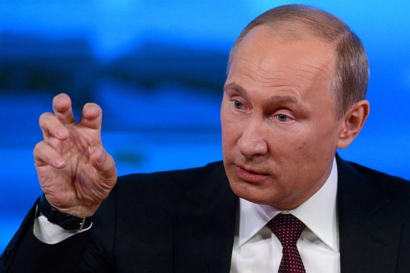 Władze rosyjskie odrzucają oskarżenia, jakoby dążyły do ingerowania w wewnętrzne sprawy innych państw /AFP