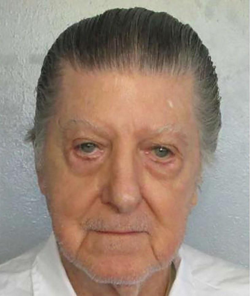 Władze stanu Alabama przeprowadziły egzekucję 83-letniego więźnia /AFP PHOTO / ALABAMA DEPARTMENT OF CORRECTIONS/HANDOUT /East News