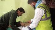 Władze Syrii odpowiedzialne za użycie sarinu?