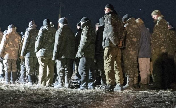 Władze Ukrainy i prorosyjscy separatyści wymienili jeńców