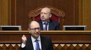 Władze Ukrainy inicjują okrągłe stoły jedności narodowej