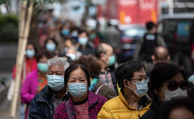 Władze Wuhanu szukają zarażonych koronawirusem: Żadna osoba nie zostanie pominięta