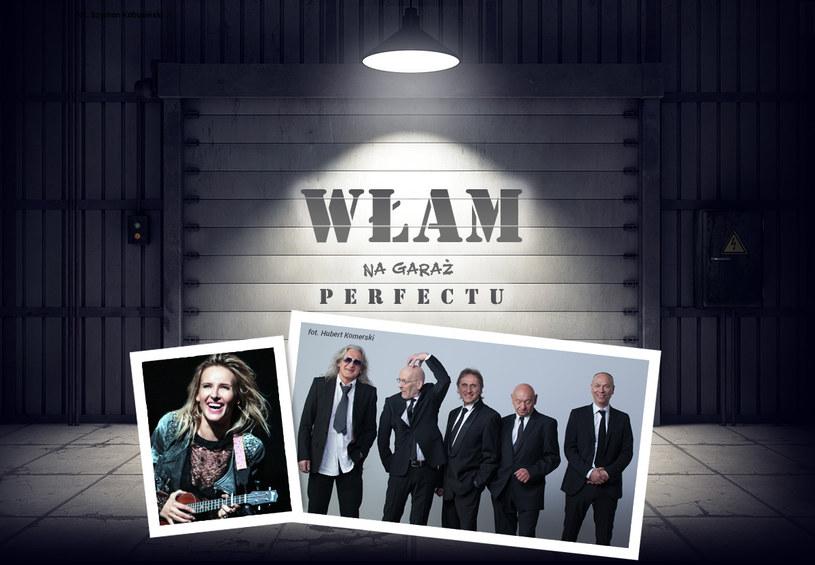 Włam na Garaż Perfectu - 1 kwietnia w RMF FM /materiały prasowe