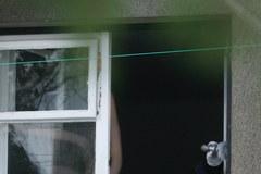 Włamanie do domu Jerzego Nowosielskiego