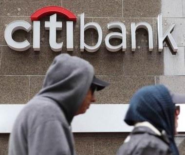 Włamanie hakerów do systemu CitiBanku