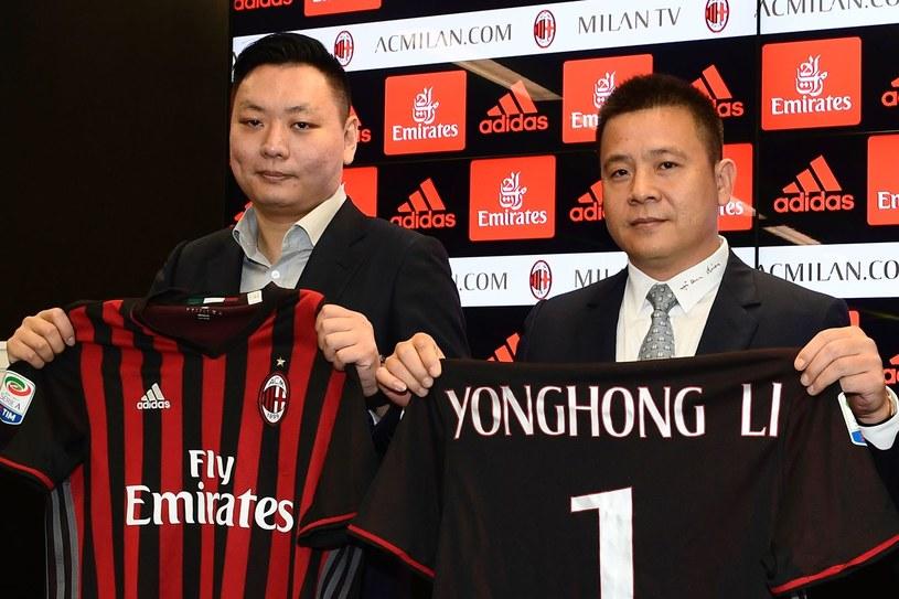 Właściciel AC Milan opublikował oświadczenie /AFP