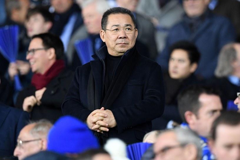 Właściciel Leicester City Vichai Srivaddhanaprabha /AFP