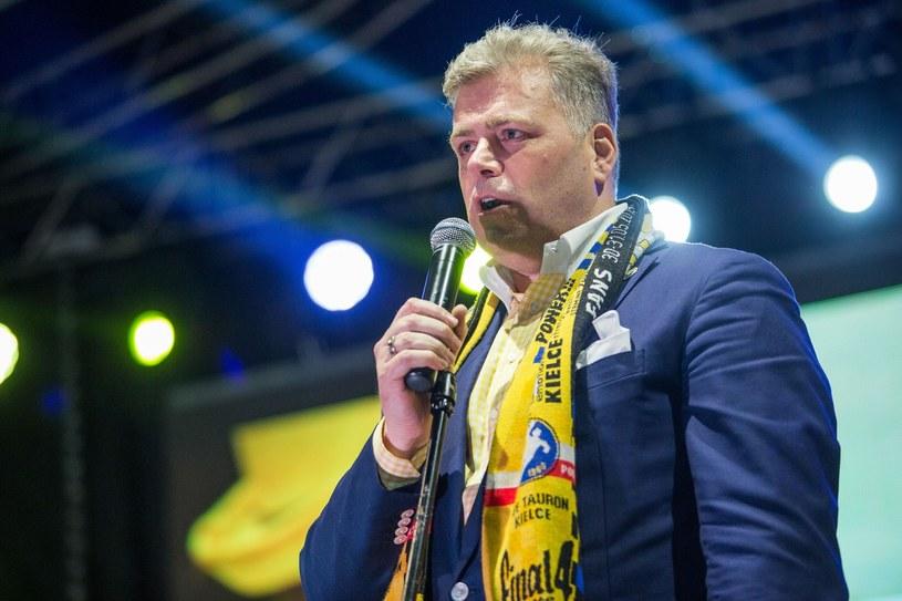 Właściciel PGE Vive Bertus Servaas /Patryk Ptak /Reporter