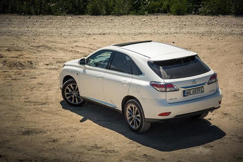 Właściciele Lexusów są najbardziej zadowoleni ze swoich aut /INTERIA.PL
