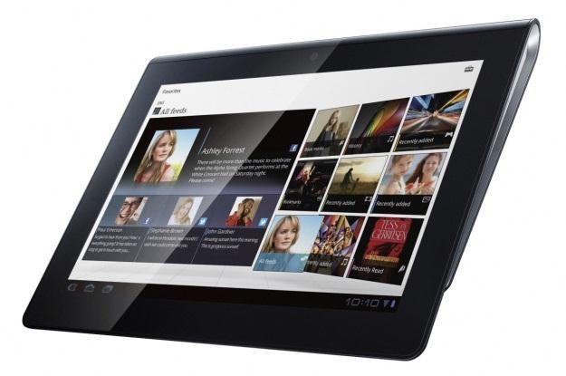 """Właściciele Sony Tablet S w końcu doczekali się """"lodowej kanapki"""" /materiały prasowe"""
