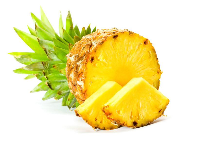 Właściwości ananasa /© Photogenica