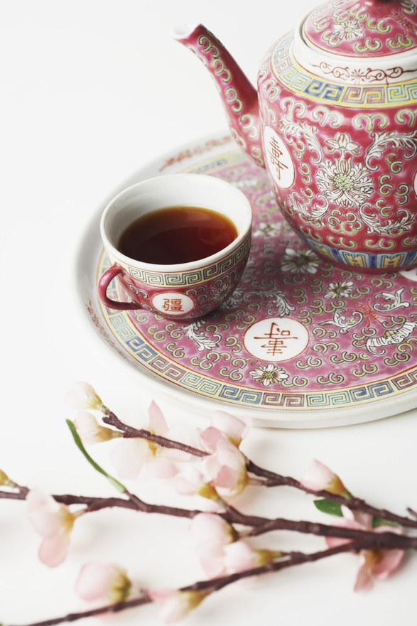 właściwości herbat /© Photogenica