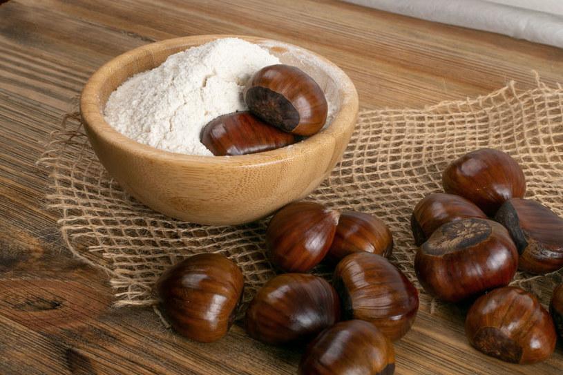 Właściwości mąki kasztanowej /©123RF/PICSEL