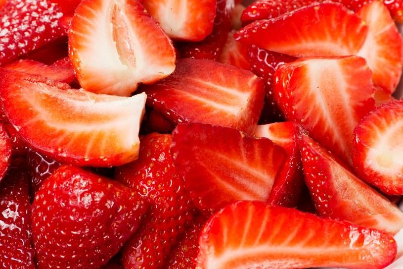 Właściwości odżywcze i lecznicze truskawek są nie do przecenienia /123RF/PICSEL