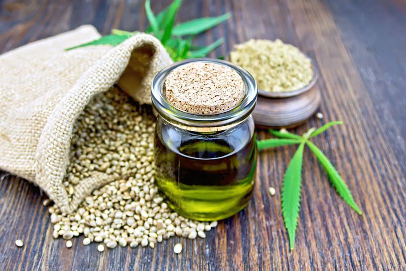 Właściwości oleju konopnego /©123RF/PICSEL