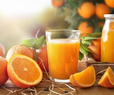 Właściwości soku pomarańczowego