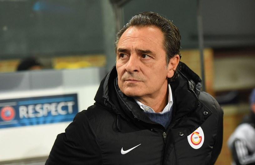 Włoch podczas spotkania Ligi Mistrzów Anderlecht - Galatasaray w 2014 roku /AFP