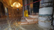 Włochy: Bazylika św. Marka zalana
