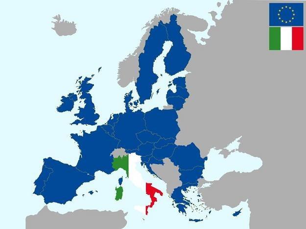 Włochy budzą demony rozpadu strefy euro /©123RF/PICSEL
