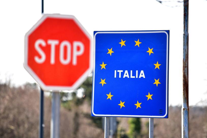 Włochy chcą na nowo otworzyć granice dla obywateli UE /IGOR KUPLJENIK /PAP/EPA