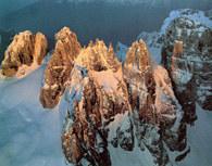 Włochy, Dolomity /Encyklopedia Internautica