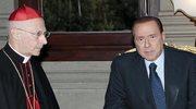 """Włochy: """"Ekskomunika"""". Kościół zrywa z Berlusconim"""
