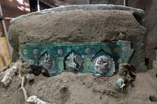 Włochy: Niezwykłe odkrycie w Pompejach