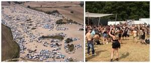 Włochy: Ogromna impreza nad jeziorem wymknęła się spod kontroli. Policja zareagowała po pięciu dniach
